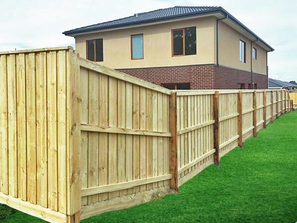 Timber- Fences
